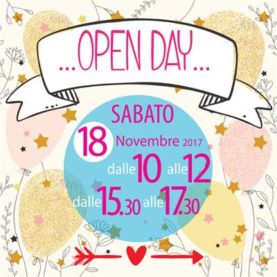 OpenDay – Novembre